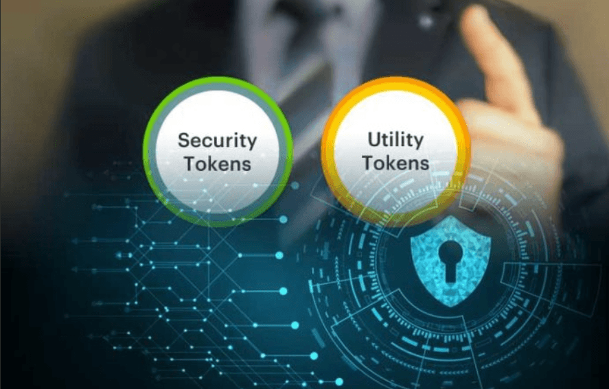 Security and Utility tokens