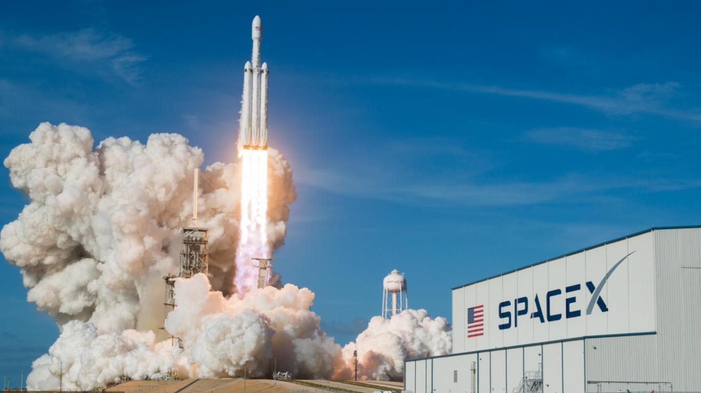 spacex falcon heavy rocket - HD1200×798