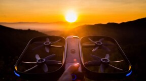 Skydio quadcopter won't get lost in the forest