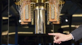 50 qubit quantum computer from IBM