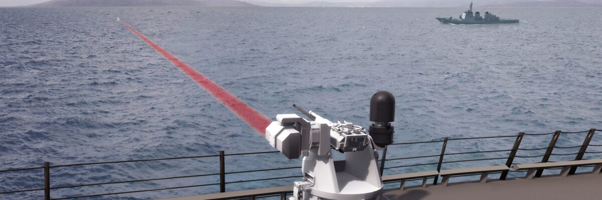 HELIOS laser weapon to be in service by 2021