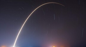 SpaceX has finally launched the first satellites for the worldwide telecommunications network