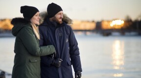 Norrland Parka: give your winter the royal treatment