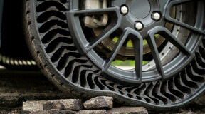 Airless Tires to Hit the Market by 2024
