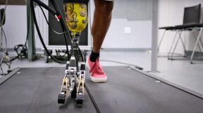 Prosthetic Limb Perfectly Emulating Foot Structure Developed at Stanford University