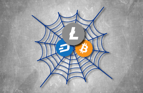 Litecoin has become one of the main cryptocurrencies of the darknet