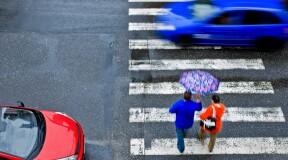The effectiveness of pedestrian detection systems has been proven by testing