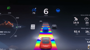Easter Eggs in Tesla EVs