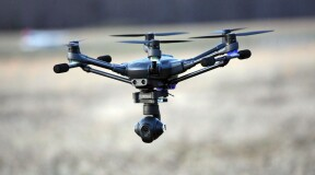 Drones Learn to See Aircraft