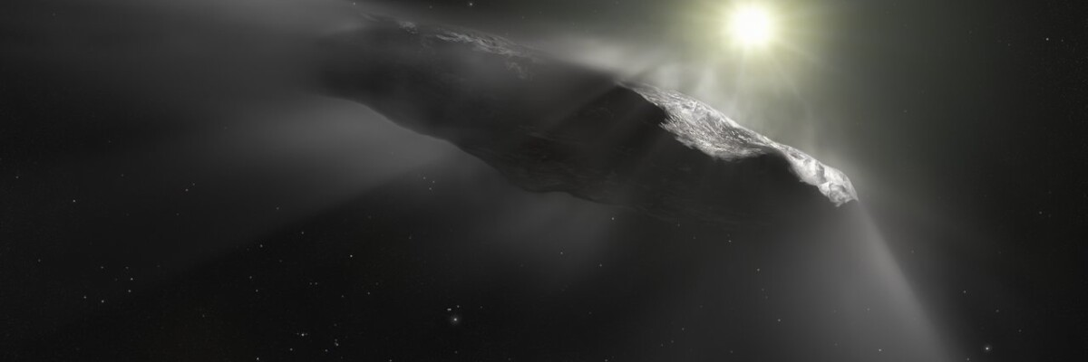 Professor Avi Loeb talks about mysterious interstellar object Oumuamua