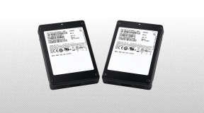 Samsung released the biggest SSD