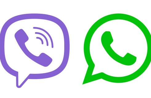 Viber and WhatsApp get updated