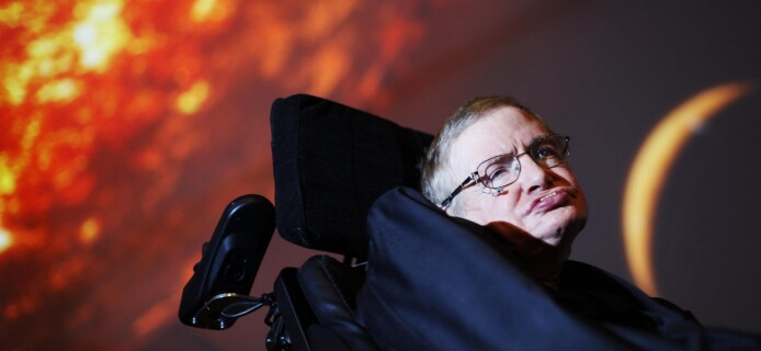 People from the future can attend Stephen Hawking's farewell ceremony