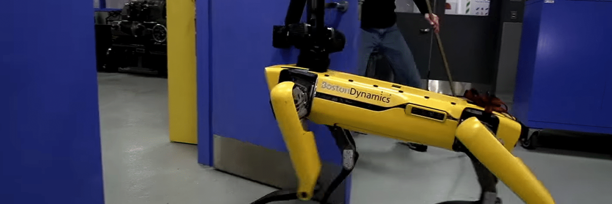 Boston Dynamics is torturing robots again
