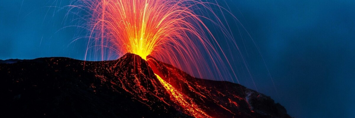 Why do volcanic gases and ash move at high speed? Scientists explain