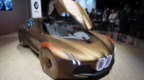 Hans Zimmer authors the new BMW electric car sound