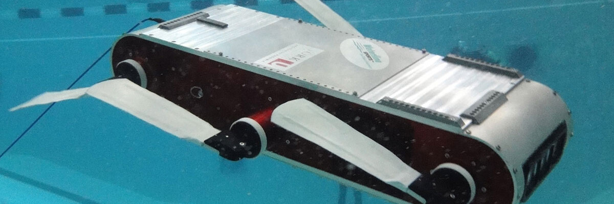 Engineers Create an Amphibious Robot That Can Move Anywhere