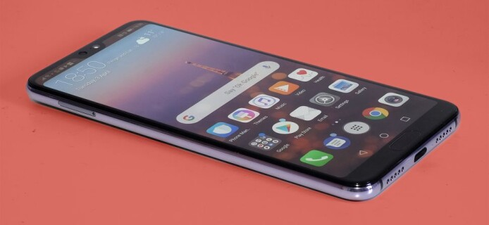 Huawei unveils the flagships P30 and P30 Pro