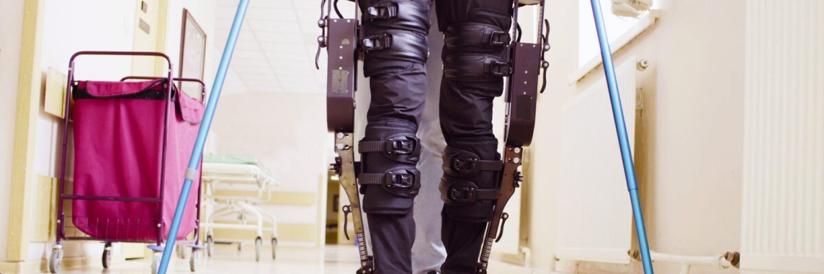 Harvard scientists have created an ultramodern exoskeleton
