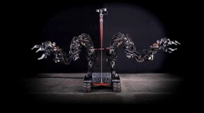 The amazing Guardian XO exoskeleton