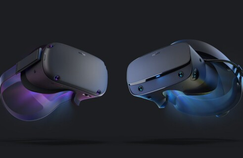 Rift S: the new VR headset from Oculus
