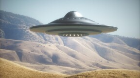 Real flying saucer invented in Romania