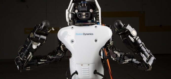 American developers have created an athlete robot