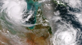 Worst storm in history hits Africa