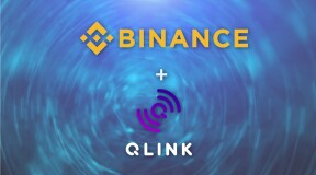 Binance and Qlink announced a partnership
