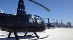 Uber set to launch air taxi service next month