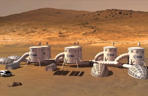 NASA announces finalists in Mars habitat design contest