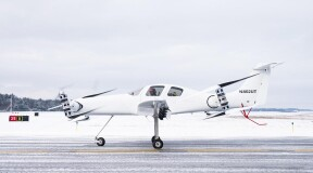 Beta Technologies Developing an Electric Vertical Take-off and Landing Aircraft
