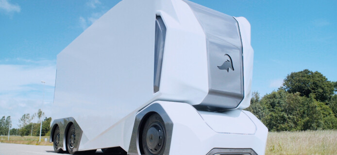 Autonomous electric trucks launched in Sweden