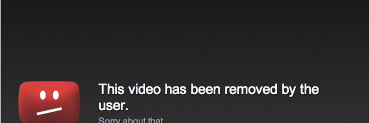 Hackers have deleted the most popular video on YouTube. It turned out, you should not be a hacking guru for that