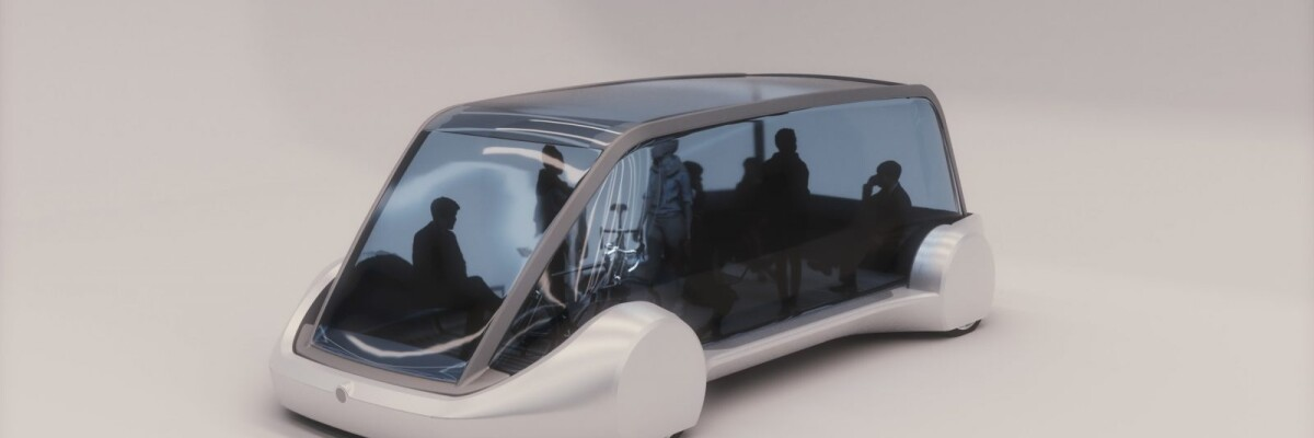 The Boring Company gives priority to public transport