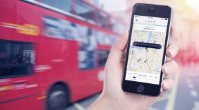 Uber plans to integrate the London bus timetable and subway map into its application