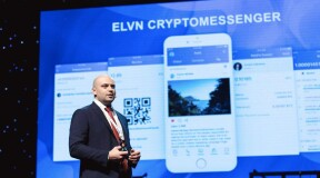 ELVN – a cryptomessenger that pays for activity