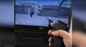 Mousegun, a New Type of Gamepad for Shooters