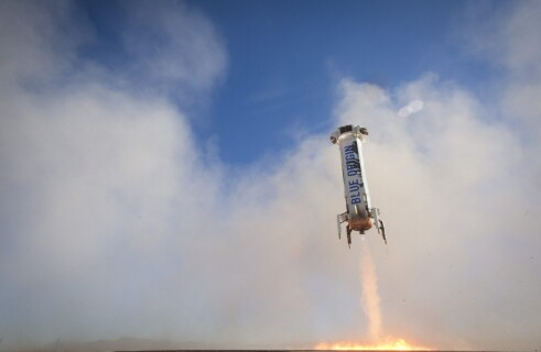 Jeff Bezos: the rocket New Shepard successfully completed the first flight with a passenger capsule