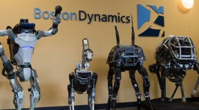 Boston Dynamics. Company history