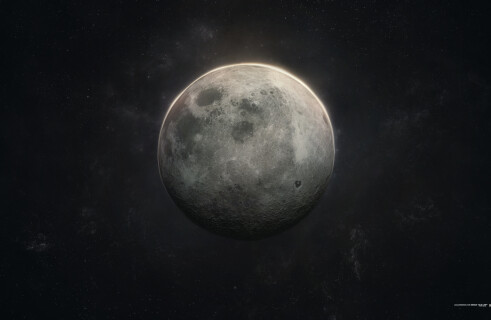 Scientists Learn How Moons Are Formed