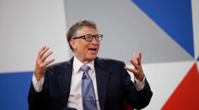 Bill Gates: Millionaire, Businessman, Philanthropist