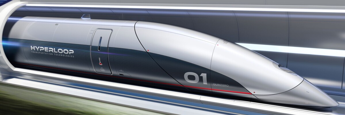 A new Hyperloop speed record is set