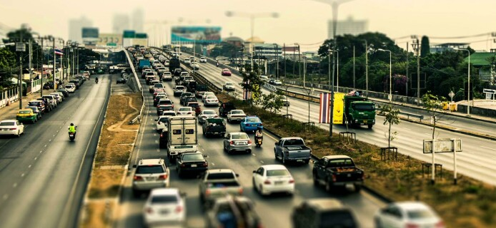 Solve the problem of traffic jams together with Traffix