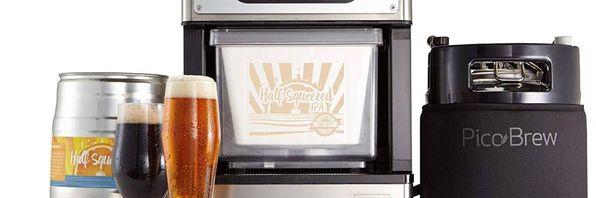 The world's first beer machine created in the United States