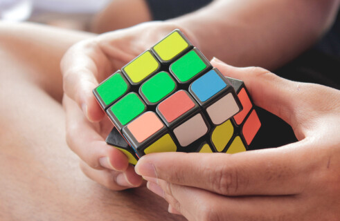 How to use a Rubik's cube in science?