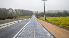 France to tear down the world's first solar panel road