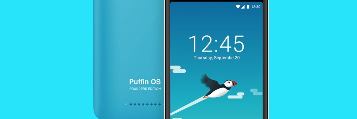 Android Done away with? Puffin OS Cloud Operating System