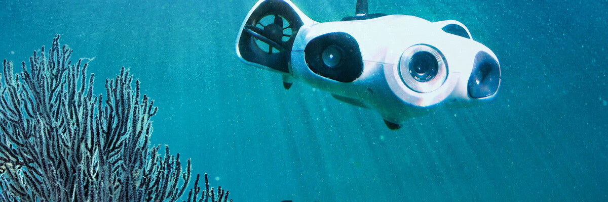 Chinese company Youcan Robot releases BW Space – a new underwater drone