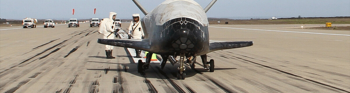 Automatic space plane X-37B breaks record in orbital flight duration